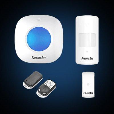Falcon Eye Комплект сигнализации Falcon Eye FE Security 2