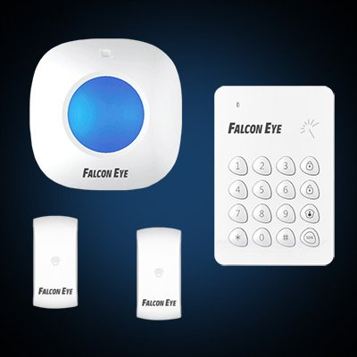 Falcon Eye Комплект Falcon Eye FE Security Plus