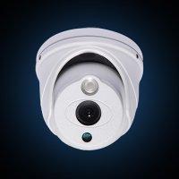 Видеокамера Falcon Eye FE-ID720/10M (объектив 6мм)