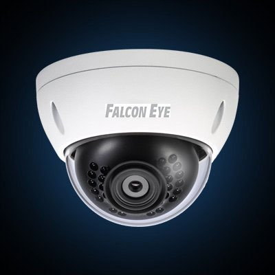 Falcon Eye Видеокамера Falcon Eye FE-IPC-HDBW4300EP