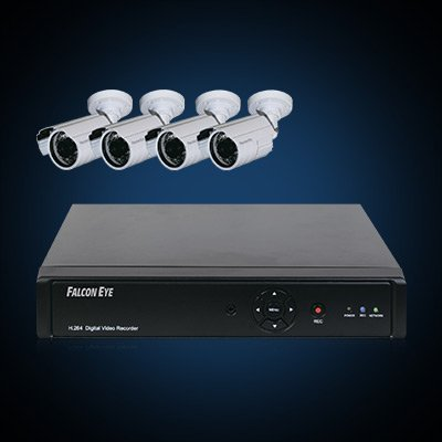Falcon Eye Комплект Falcon Eye FE-0108D-KIT PRO 8.4