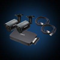Комплект IP видеонаблюдения Falcon Eye FE-IP Galaxy 4.2