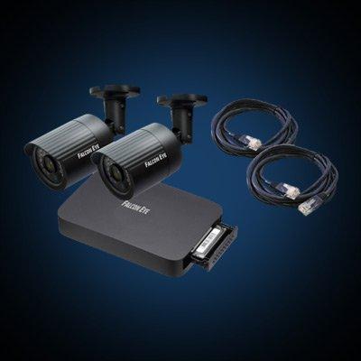 Falcon Eye Комплект IP видеонаблюдения Falcon Eye FE-IP Galaxy 4.2