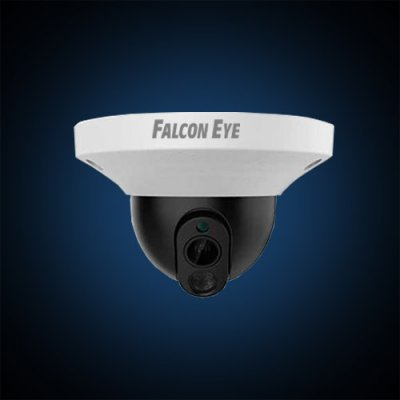 Falcon Eye Видеокамера Falcon Eye FE-IPC-DWL200P