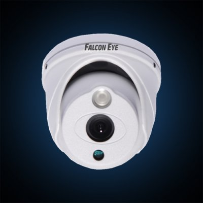 Falcon Eye Видеокамера Falcon Eye FE-ID720/10M (объектив 8мм)