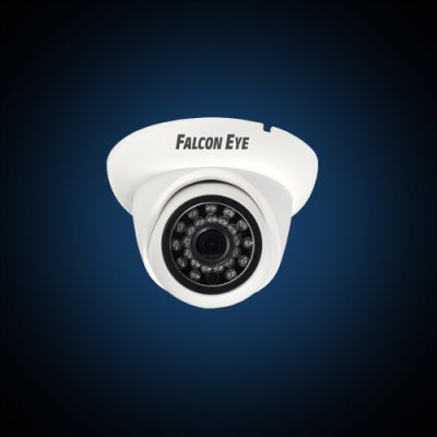 Falcon Eye Видеокамера Falcon Eye FE-ID1080MHD/20M-2,8