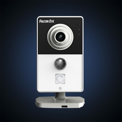 Falcon Eye Видеокамера Falcon Eye FE-IPC-QL200PA