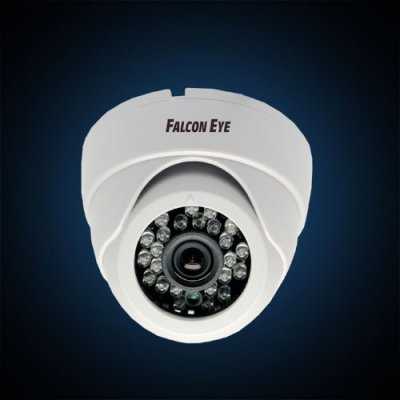 Falcon Eye Видеокамера Falcon Eye FE-ID720AHD/20M-2,8
