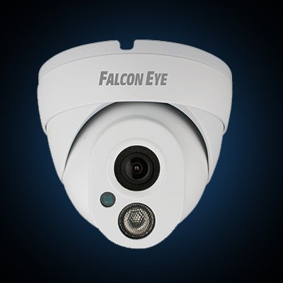Falcon Eye Видеокамера Falcon Eye FE-IPC-DL100P Eco