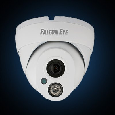 Falcon Eye Видеокамера Falcon Eye FE-IPC-DL200P Eco