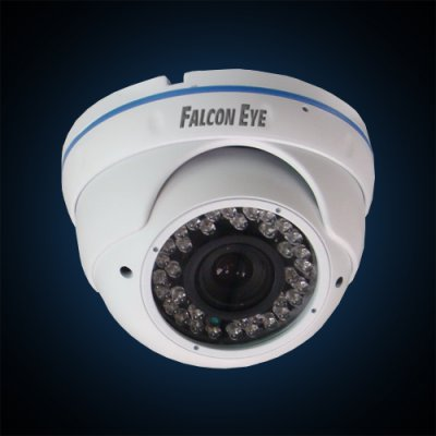 Falcon Eye Видеокамера Falcon Eye FE-IPC-DL202PV