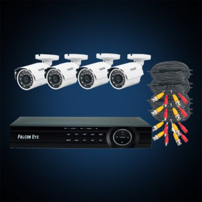 Falcon Eye Комплект Falcon Eye FE-2104MHD KIT 1080P