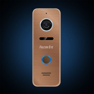 Falcon Eye Вызывная панель Falcon Eye FE-ipanel 3 (Bronze)