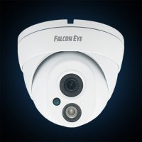 Видеокамера Falcon Eye FE-IPC-DL200P Eco POE