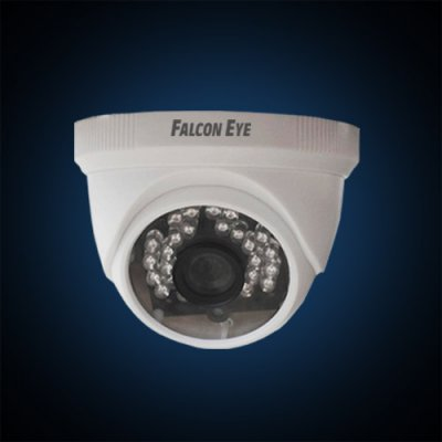 Falcon Eye Видеокамера Falcon Eye FE-IPC-DPL200P