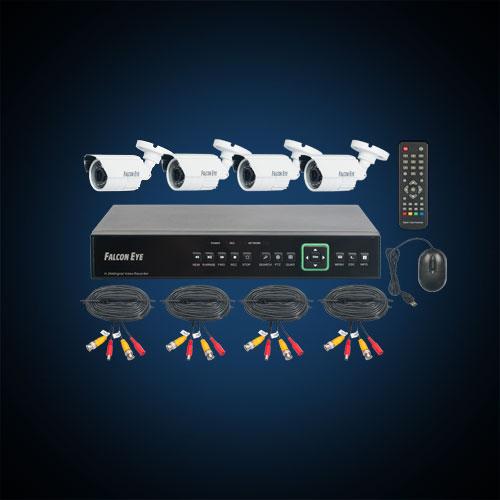 Видеонаблюдение с помощью веб камеры программа